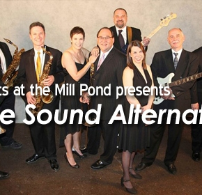 The Sound Alternative Band plays the Gazebo Concerts at the Mill Pond 2013
