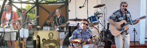 6 Finger Lefty with Mike and the Sea Monkeys at Concerts at the Mill Pond