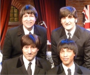 Toppermost, Beatles tribute band