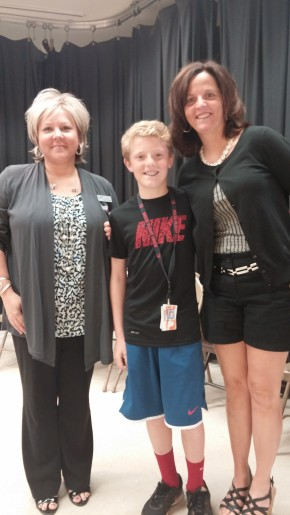 The Maltby Middle School 5th Grade Spelling Bee2014