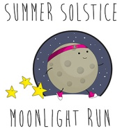 Summer Solstice Moonlight Run